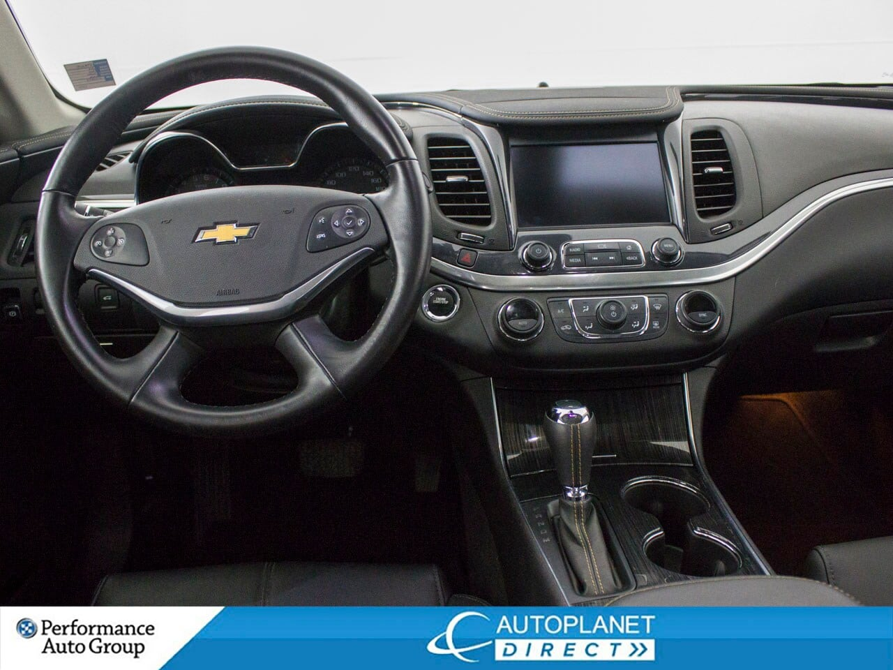 Used 2018 Chevrolet Impala For Sale at Performance Auto