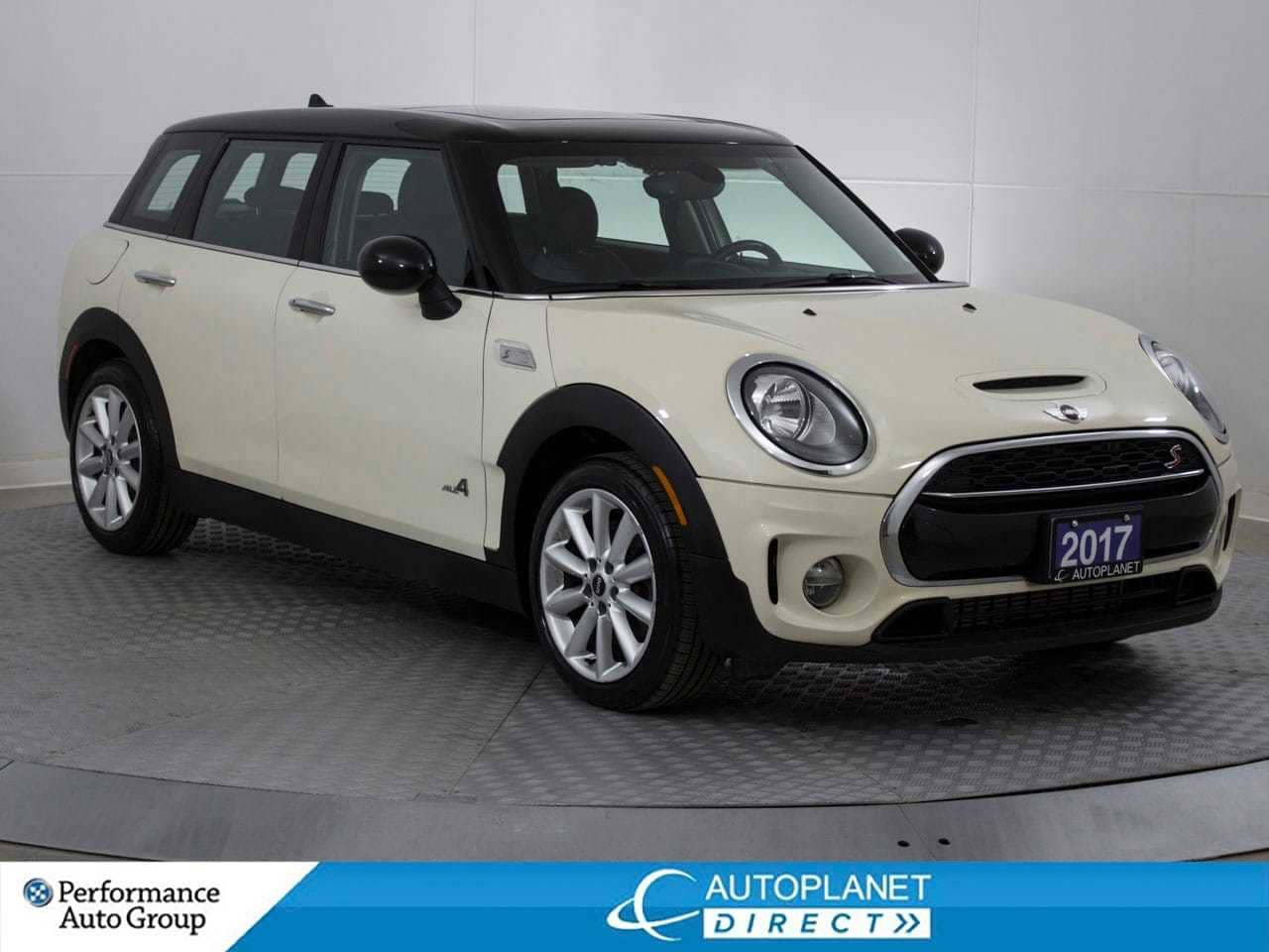 Used 2017 Mini Cooper Clubman For Sale At Performance Auto Group