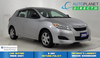2009 Toyota Matrix Hatchback, Ontario Vehicle, Alloys! Hatchback