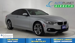 2015 BMW 428i xDrive, Moon Roof, Memory Seat, Bluetooth! Coupe