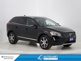 2015 Volvo XC60 T6 AWD, Pano Roof, New All Season Tires! SUV