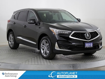 2019 Acura RDX AWD, Platinum Elite, Heads Up Display, Navi! SUV