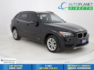 2013 BMW X1 xDrive 328i, Navi, Sunroof, Bluetooth! SUV