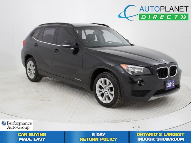 2013 BMW X1 xDrive328i, Navi, Sunroof, Heated Seats! SUV