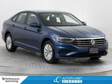 2019 Volkswagen Jetta Turbo, Comfortline, Back Up Cam, Bluetooth! Sedan