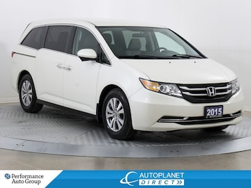 2015 Honda Odyssey EX, Back Up Cam, Right Lane Watch! Minivan
