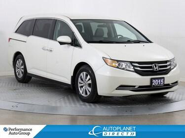 2015 Honda Odyssey EX, Back Up Cam, Right Lane Watch! Minivan
