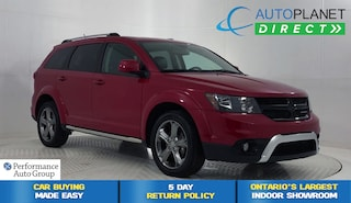 2016 Dodge Journey Crossroad AWD, Customer Preferred Pkg, Navi! SUV
