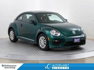 2017 Volkswagen Beetle Trendline, Back Up Cam, Heated Seats, Bluetooth! Hatchback