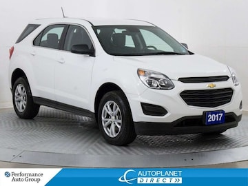 2017 Chevrolet Equinox LS AWD, Back Up Cam, Keyless, Alloys! SUV