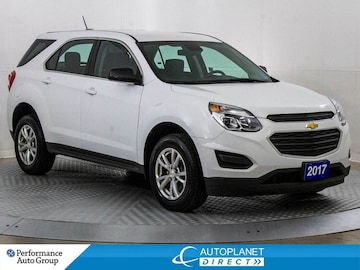 2017 Chevrolet Equinox LS AWD, Back Up Cam, Alloys, Keyless! SUV