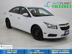 2014 Chevrolet Cruze 1LT, Back Up Cam, OnStar, Bluetooth! Sedan