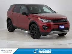 2015 Land Rover Discovery Sport HSE Luxury 4x4, Navi, Moon Roof, Bluetooth! SUV