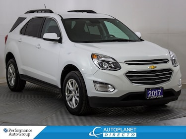2017 Chevrolet Equinox LT AWD, Back Up Cam, Heated Seats, Bluetooth! SUV