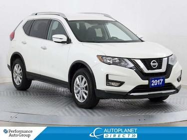 2017 Nissan Rogue SV AWD, Back Up Cam, EZ Flex Seating! SUV