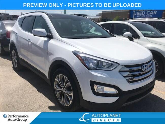 2014 Hyundai Santa Fe Sport 2.0T SE AWD, Navi, Pano Roof, Leather! SUV