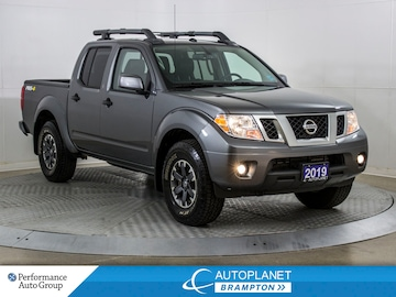2019 Nissan Frontier PRO-4X, Navi, Back Up Cam, Sunroof, Bluetooth! Truck Crew Cab