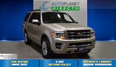 2017 Ford Expedition 4x4, Limited, 8 Passenger, Navi, Sunroof! SUV