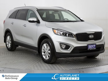 2017 Kia Sorento LX, Heated Seats, Alloys, Bluetooth! SUV
