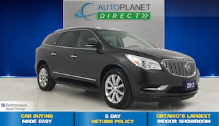 2013 Buick Enclave AWD, Premium Pkg, Navi, Back Up Cam, Sunroof! SUV