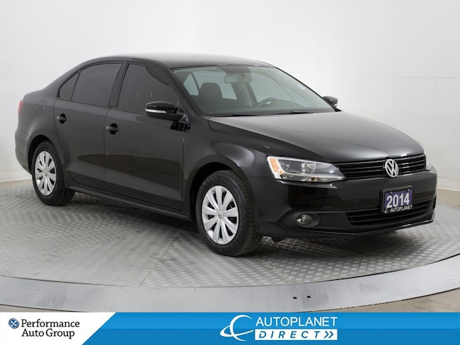 2014 Volkswagen Jetta TDI, Trendline+, Heated Seats, Bluetooth! Sedan