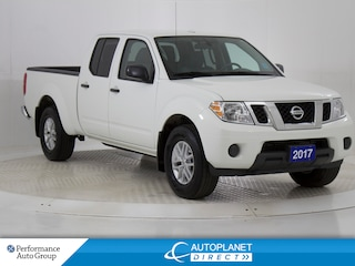 2017 Nissan Frontier SV Crew Cab 4x4, Bluetooth, Ontario Vehicle! Truck Crew Cab