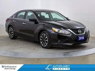 2018 Nissan Altima SV, Back Up Cam, Heated Seats, Blind Spot Assist! Sedan