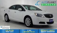 2014 Buick Verano , Bluetooth, One Owner, Ontario Vehicle! Sedan