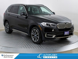 2017 BMW X5 xDrive35i, Pano Roof, Back Up Cam, Memory Seat! SUV