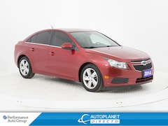 2014 Chevrolet Cruze , Diesel, Navi, Back Up Cam, Moon Roof! Sedan