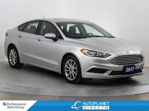 2017 Ford Fusion SE, 200A Pkg, Sunroof, Back Up Cam, Ford Sync!