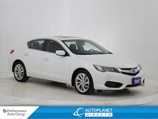 2017 Acura ILX , Sunroof, Back Up Cam, Remote Start! Sedan