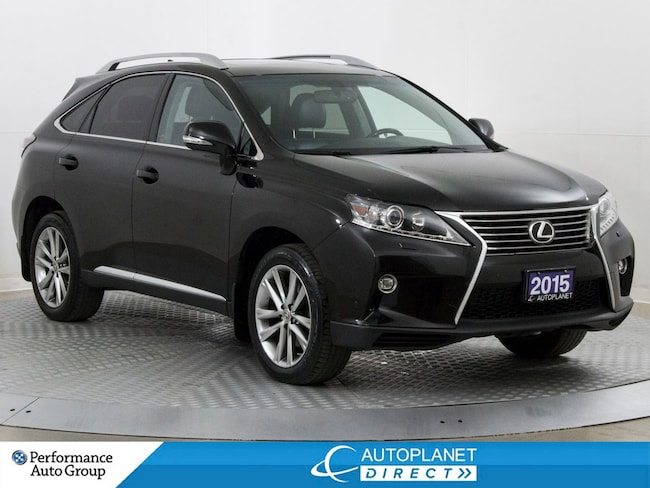 2015 LEXUS RX 350 Touring AWD, Navi, Back Up Cam, Heated Seat! SUV