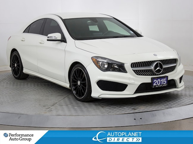 2015 Mercedes-Benz CLA 250 4MATIC, Navi, Back Up Cam, Heated Seats! Coupe