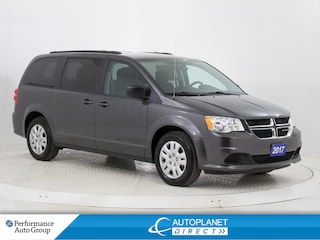 2017 Dodge Grand Caravan SXT, Customer Preferred Pkg, Stow 'N Go! Minivan