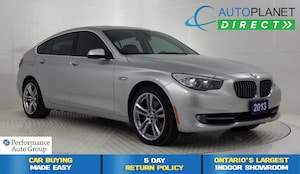 2013 BMW 535i Grand Turismo xDrive, Navi, Pano Roof!