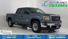 2012 GMC Sierra 1500 SL 4x4, Crew Cab, Nevada Edition! Truck Crew Cab