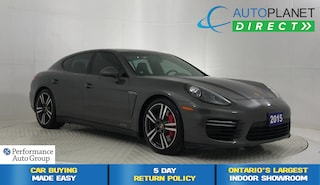 2015 Porsche Panamera GTS AWD, Moon Roof, Back Up Cam! Sedan