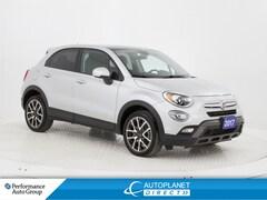 2017 Fiat 500x Trekking AWD, Customer Preferred Pkg, Bluetooth! SUV