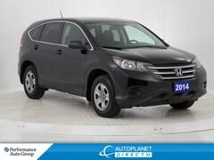 2014 Honda CR-V LX, Back Up Cam, Heated Seats, Bluetooth! SUV