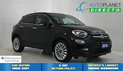 2016 FIAT 500X Lounge, Back Up Cam, Remote Start, Bluetooth! SUV