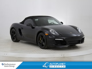 2014 Porsche Boxster Roadster Convertible, Bluetooth, Clean Carproof! Convertible