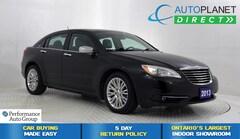 2013 Chrysler 200 Limited, Sunroof, Bluetooth, Clean Carproof! Sedan