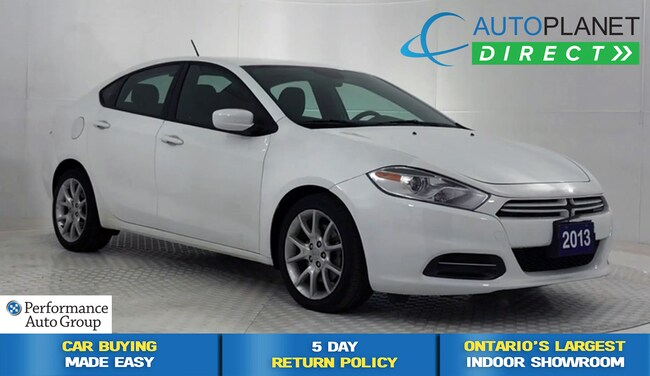 2013 Dodge Dart SXT, Sport Bucket Seats, New all Season Tires! Sedan