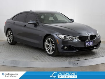 2016 BMW 428i xDrive, Gran Coupe, Heads Up Display, Navi! Coupe