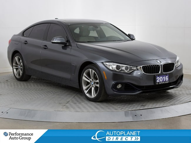 2016 BMW 428i xDrive, Gran Coupe, Heads Up Display, Navi! Coupe