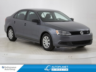 2014 Volkswagen Jetta 2.0L Trendline, Steel Rims, Clean Carproof! Sedan