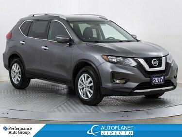 2017 Nissan Rogue SV AWD, Back Up Cam, Heated Seats, EZ Flex Seating SUV