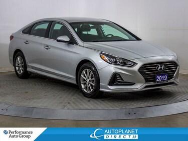 2019 Hyundai Sonata Essential, Back Up Cam, Heated Seats, Bluetooth! Sedan