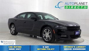 2017 Dodge Charger SXT AWD, U Connect, Heated Seats!